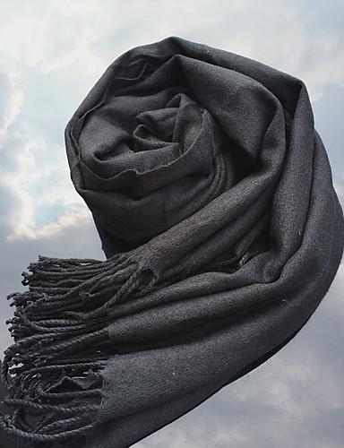 Naisten Vapaa-aika Neliskulmainen - Yhtenäinen Polyesteri / Syksy / Talvi