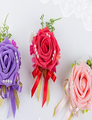 Hochzeitsblumen Freigeformt Armbandblume Hochzeit Partei / Abend Trockenblume ca.25cm