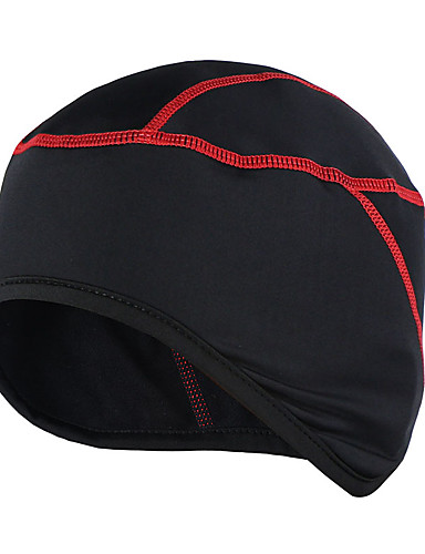 cheap Cycling Clothing-Arsuxeo Helmet Liner Skull Caps Hat Thermal / Warm Breathable Static-free Bike / Cycling Gray Yellow Red Elastane Fleece Winter for Men's Women's Adults' Cycling / Bike / Mountain Bike MTB