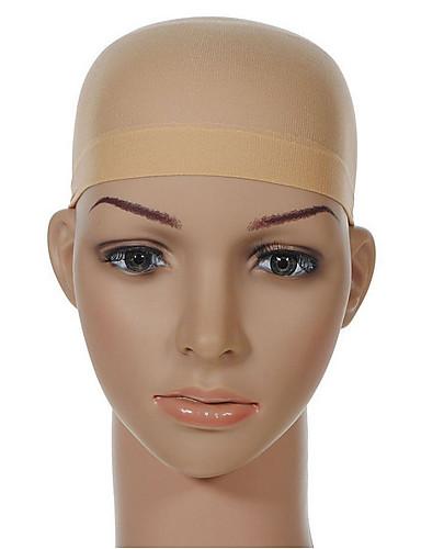 povoljno Ljepota i kosa-Wig Accessories Najlon Kape za perike / Čipka za čarapu mrežica za kosu Ultra Stretch Liner 1 pcs Dnevno Klasik Nude