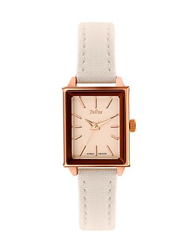 Dámské Módní hodinky japonština Křemenný Voděodolné Kůže Kapela Přívěšky Na běžné nošení Černá Bílá Modrá Červená Hnědá