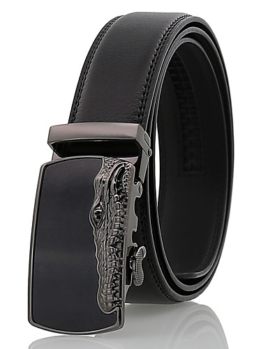 Men's Party / Work Waist Belt - Solid Colored Pure Color
