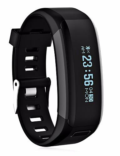 Pánské Inteligentní hodinky čínština Digitální Kalendář Monitor pulsu Voděodolné Stopky tachometr Rychloměr Krokoměr Měřidla pro fitness