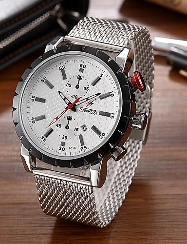 Pánské Módní hodinky Náramkové hodinky Unikátní Creative hodinky Hodinky na běžné nošení Křemenný Kalendář Slitina KapelaCool Běžné