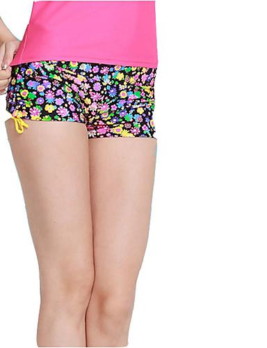 272fce8c314c SBART Per donna Slip bikini Chinlon Costumi da bagno Abbigliamento mare  Pantaloni Fantasia floreale Nuoto Surf Snorkeling / Elevata elasticità