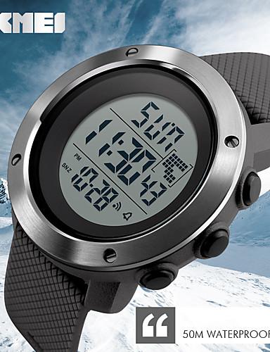 Homens Relogio digital Único Criativo relógio Relógio de Pulso Relógio inteligente Relógio Militar Relógio Elegante Relógio de Moda