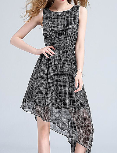 Women's Daily Sexy A Line Dress