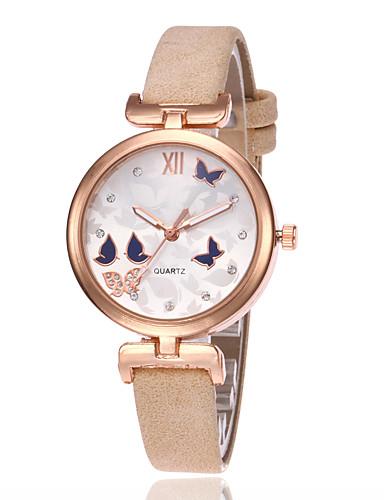 Mulheres Quartzo Relógio de Pulso Relógio Esportivo Chinês Impermeável Aço Inoxidável Banda Criativo Casual Relógio Criativo Único