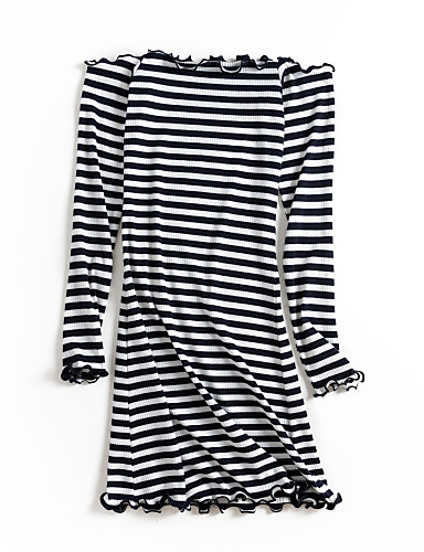 Women's Going out Beach Casual Street chic Loose Shift Dress