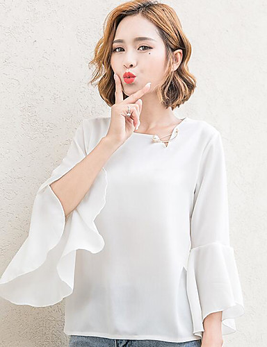 Women's Daily Casual Summer Blouse