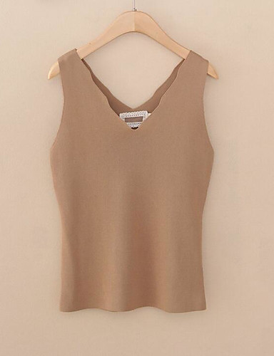 Women's Daily Regular Vest