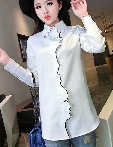 Women's Daily Cute Summer Shirt