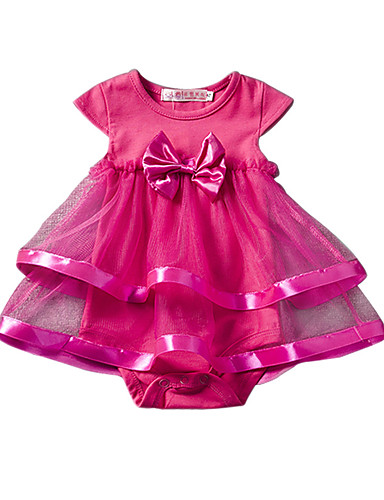 Baby Girls' Solid Colored Blouse
