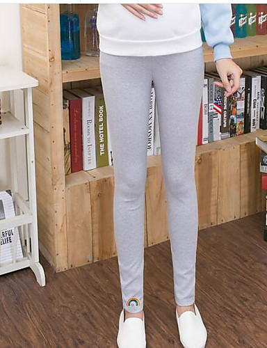 Women's High Rise Micro-elastic Skinny Active Pants,Simple Street chic Active Loose Straight Solid Print