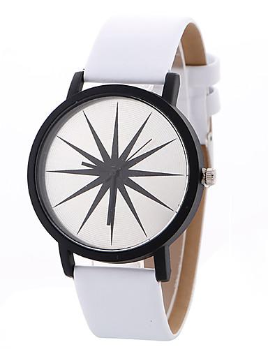 Mulheres Quartzo Único Criativo relógio Relógio de Pulso Relógio de Moda Relógio Esportivo Relógio Casual Lega Banda Amuleto Luxo