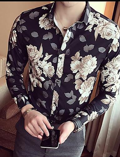Men's Daily Casual Spring Summer Shirt