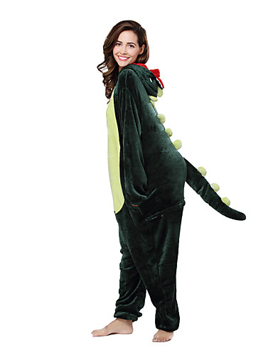 ad3e59b389ef37 Dinossauro, Pijamas Kigurumi, Busca LightInTheBox