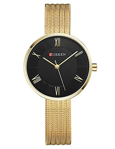 Damskie Dla dzieci Pudełka na zegarki Unikalne Kreatywne Watch Zegarek na nadgarstek Zegarek na bransoletce Do sukni/garnituru Modny Na