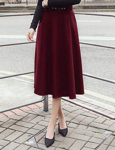 Damen Midi Röcke