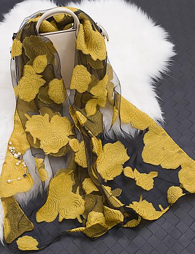 billige Tilbehør til damer-Dame Rektangulær Broderi / Blomsternål i krystall Bomull