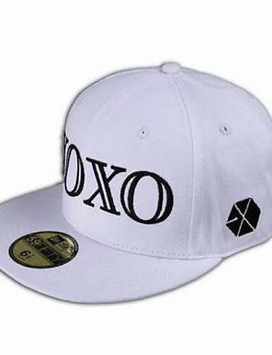לבן שחור אודם כובע שמש כותנה כל העונות יום יומי