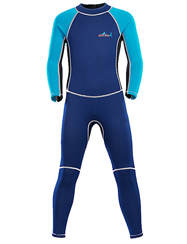 Boys  Full Wetsuit 2mm Neoprene Diving Suit Breathable 43d90ced7
