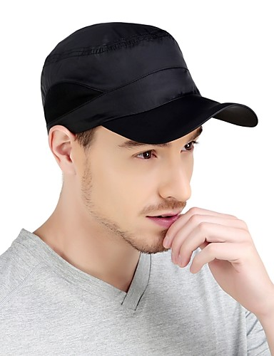 63612dce661 VEPEAL Hiking Cap Running Cap Hat UV Resistant Fast Dry Breathability  Spring Summer Rose Red Blue Khaki Unisex Hiking Climbing Tennis Ball Mesh  Hollow-out
