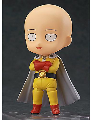 levne Cosplay a kostýmy-Anime Čísla akce Inspirovaný Jeden Punch Man Saitama PVC CM Stavebnice Doll Toy Pánské Dámské
