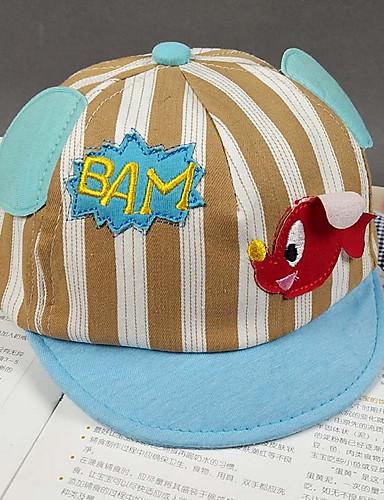 Brzdąc Dla chłopców Podstawowy Geometic Kapelusze i czapki