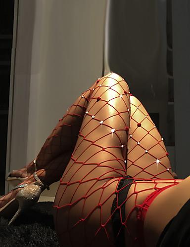 Pentru femei Sexy Ciorapi cu Chilot - Mată Subțire / Ieșire / Muncă