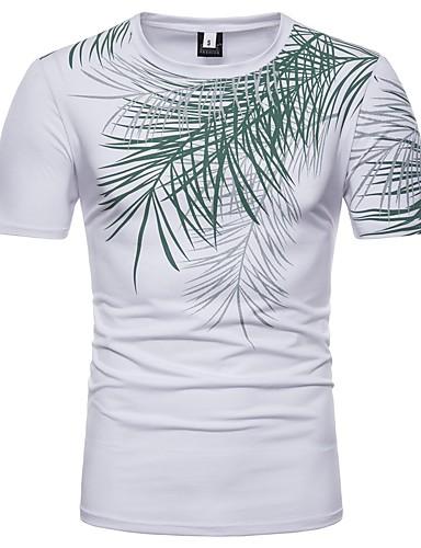 T-shirt Męskie Podstawowy Wielokolorowa