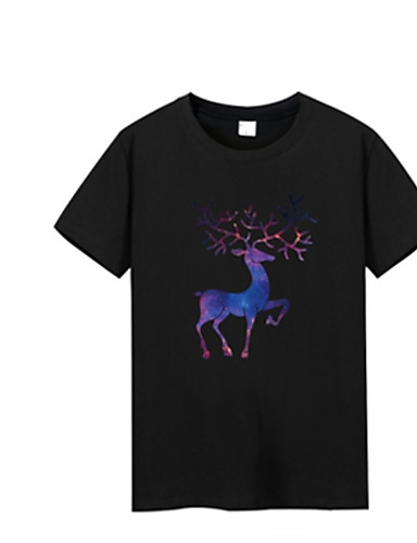 Bărbați Tricou De Bază - Animal
