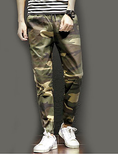 Chino Pantalon Homme Camouflage Militaire Militaire Homme gfvY6b7y