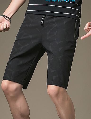 Muškarci Osnovni Kratke hlače Hlače Geometrijski oblici