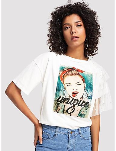 Majica s rukavima Žene Dnevno / Vikend Portret