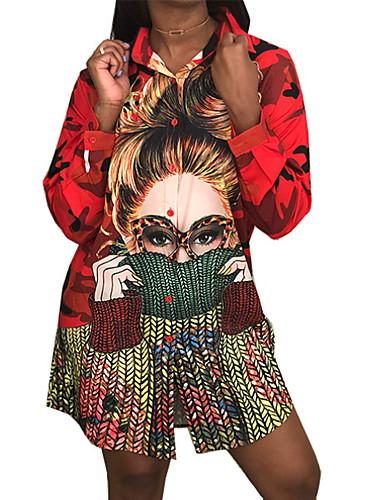Majica Žene Dnevno Color block
