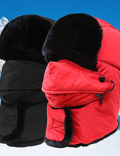 7ebe4b3b billige Antrekk til ski og snowboarding-Ski Skelett Caps / Ansiktsmaske  Skimaske Turcaps Herre /