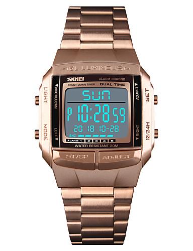 billig digital klocka