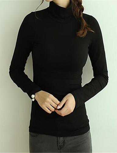 7a645ea6ff91 Γυναικεία T-shirt Βαμβάκι Μονόχρωμο Ζιβάγκο Πολύ στενό Λευκό L   Sexy