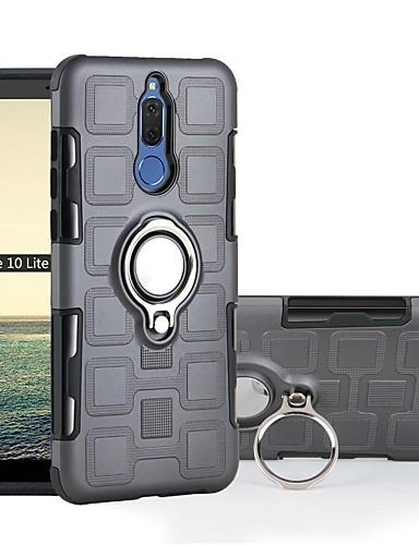 Θήκη Za Huawei Mate 10 pro / Mate 10 lite Otporno na trešnju / Prsten držač Stražnja maska Oklop Mekano TPU