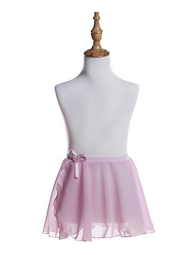 preiswerte Ballettbekleidung-Ballett Unten Mädchen Training / Leistung Polyester Elastisch Röcke