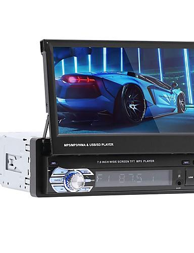 povoljno Auto elektronika-SWM 9601G 7 inch 2 Din Ostali OS U-crtica DVD player / Car Multimedia Player / Car MP5 Player Ekran na dodir / GPS / Ugrađeni Bluetooth za Univerzális RCA / Audio / AV OUT podrška MPEG / WMV / MPE