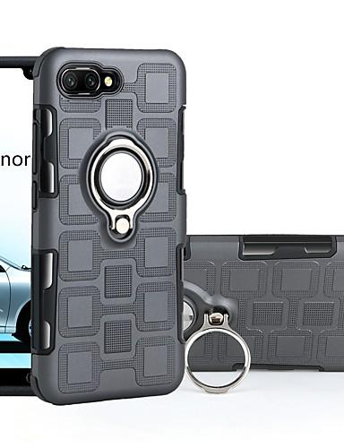 Θήκη Za Huawei P smart / Huawei Honor 10 / Huawei Enjoy 7S Otporno na trešnju / Prsten držač Stražnja maska Oklop Mekano TPU