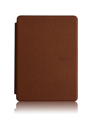 Θήκη Za Amazon Kindle PaperWhite 4 Otporno na trešnju / Auto Sleep / Wake Up Korice Jednobojni Tvrdo PU koža