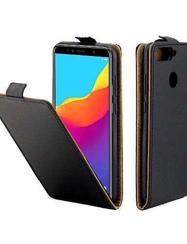 Θήκη Za Huawei Honor 7A Utor za kartice / Zaokret Korice Jednobojni Tvrdo PU koža