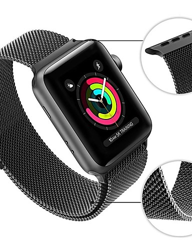 Pogledajte Band za Huami Amazfit Bip Younth Watch / Apple Watch Series 4/3/2/1 Apple Sportski remen Nehrđajući čelik Traka za ruku