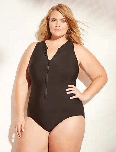 01f355ffb185e ملابس سباحة قياس كبير أونلاين