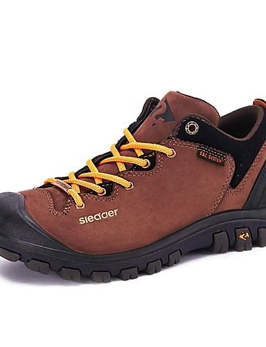 09e2f3fed364 Sleader Outdoor S13006 Unisex Scarpe da trekking Gomma PU (Poliuretano)  Campeggio e hiking Escursionismo Alpinismo Anti-scivolo Ultra leggero (UL)  ...