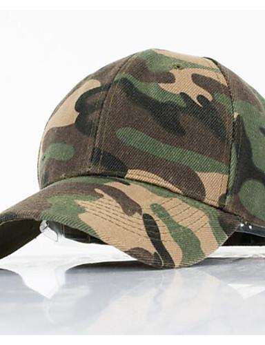 c77b4c3217cb46 Unisex Basic Polyester Baseball Cap-Print Black Army Green