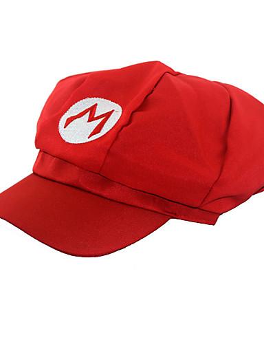 Sombrero   Gorra Inspirado por Cosplay Cosplay Animé Accesorios de Cosplay  Tapa Algodón Disfraces de Halloween abe4bfdb1d6